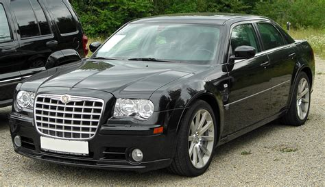 Chrysler Car : Chrysler 300c