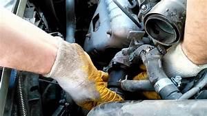 Renault Clio Symbol Termostat Nas U0131l S U00f6k U00fcl U00fcr  Su Ka U00e7a U011f U0131  K U0131 U015fl U0131k Bak U0131m   Thermostat Removing