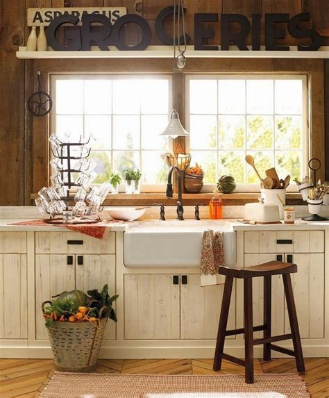 decorating country kitchen country living 20 kitchen ideas style function and charm 3112