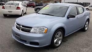 2013 Dodge Avenger   Looks Like Baby Blue
