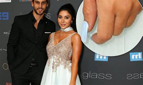 where s your ring married at sight s martha kalifatidis steps out without wedding band