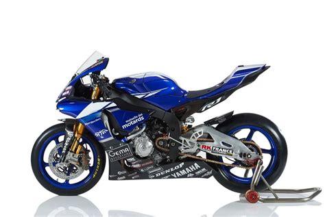 The 2015 Yamaha Yzf-r1 World Endurance Race Bike Is