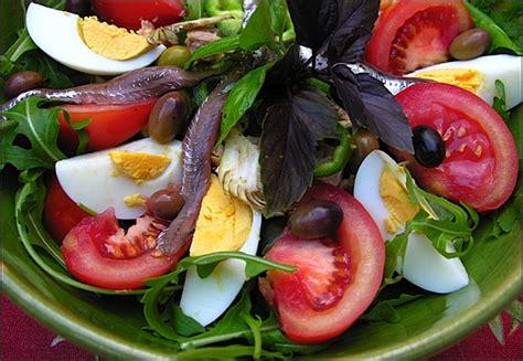 cuisine nicoise organic salade nicoise