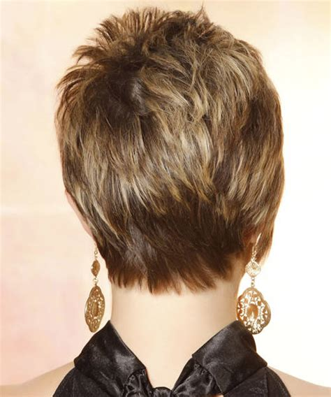 short hairstyles back of head view Hairstyles Blog