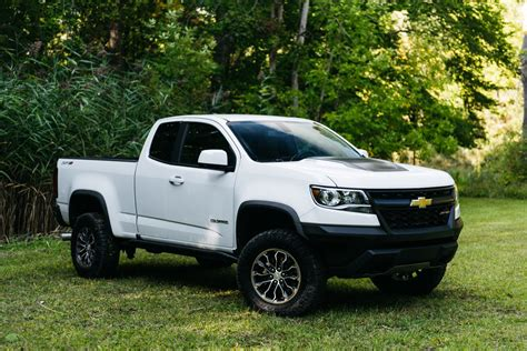 Review Chevrolet Colorado by 2017 Chevrolet Colorado Zr2 Review Drive Gm Authority
