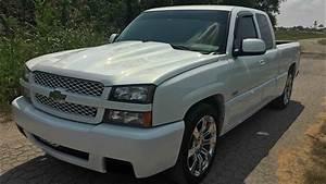 White 2003 Silverado Ss For Sale