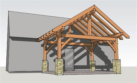 house plans with screened porches 12x16 timber frame porch