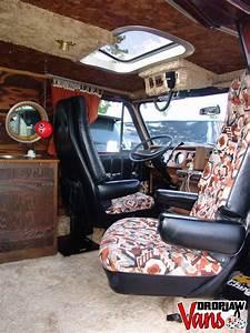 70s Chevy Van G10 Interior Chevy Van Custom Vans Van Design