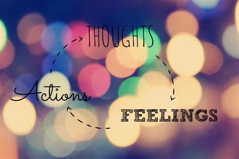 Thoughts, Feelings and Actions   HubPages