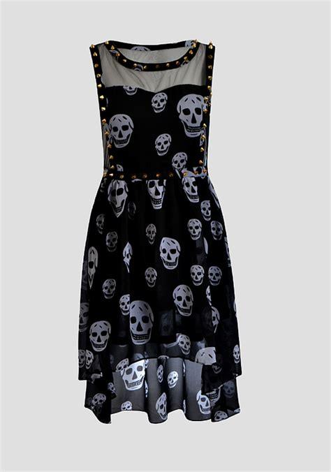 dresses  skulls