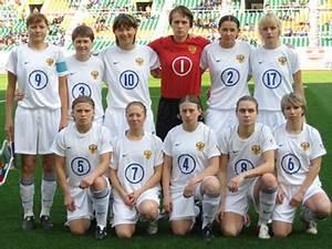 Russian Women's Football National Team