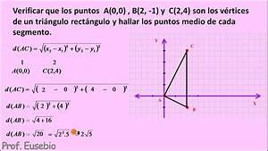 Trigonometr U00eda Anal U00edtica  Ejercicio Modelo Distancia Entre