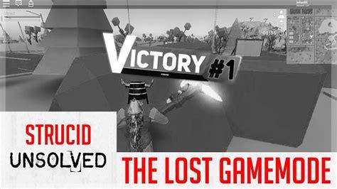 strucid unsolved strucid battle royale  lost
