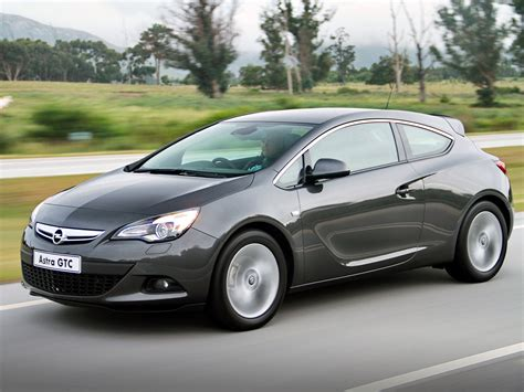 Opel Astra Gtc 93715