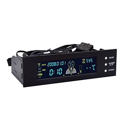 Best Computer Fan Controller by Top 10 Best Fan Controller With Lcds Reviews 2019 Toptenz