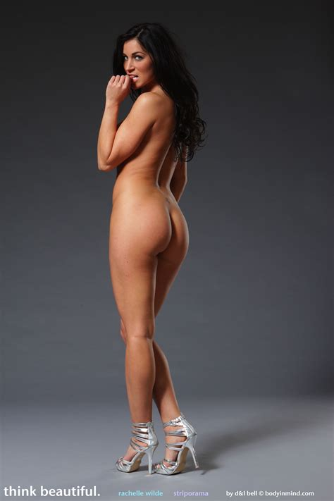 Rachelle Wilde Takes Off Her Dress Sexy Gallery Full Photo Sexyandfunny Com