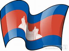 World Flags Clipart cambodiaflagwaving3 Classroom