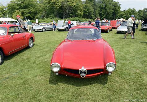 1960 Alfa Romeo Giulietta Sprint Speciale (ssz)