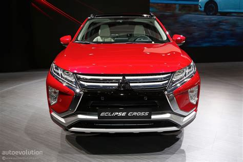 Mitsubishi Eclpise by 2018 Mitsubishi Eclipse Cross Looks Even Better Up