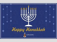 Happy Hanukkah! Kappa Sigma Fraternity