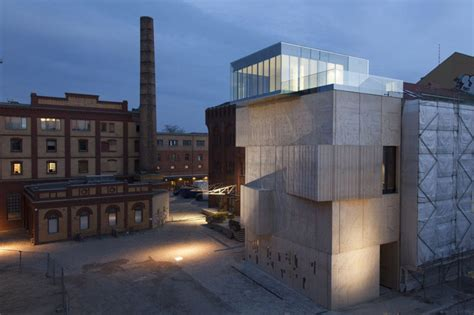 Amsterdam Museum Foundation by Speech Tchoban Foundation Museum For Architectural Drawing