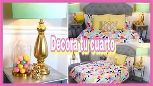 ideas para decorar tu cuarto en primavera