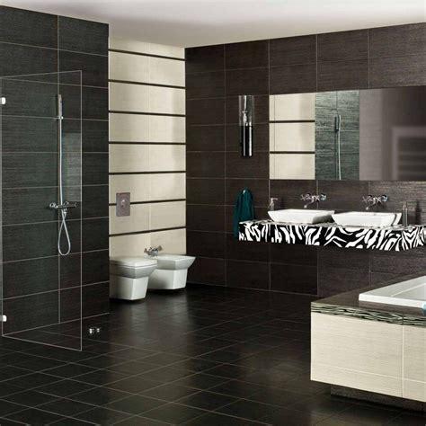 Metallic Bathroom Tiles by Metallic Black 600x300mm Bathroom Tiles Tiles