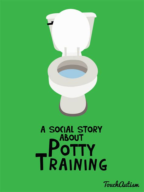 potty training social story apptouch autism