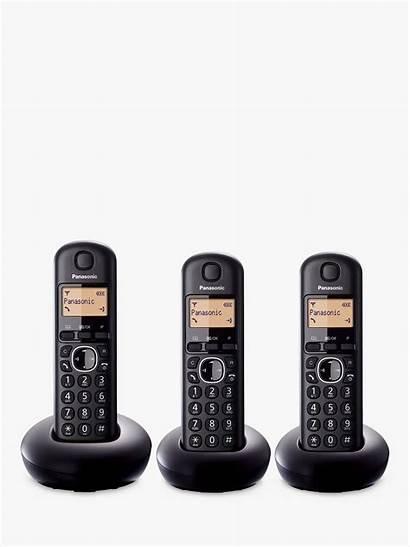 Panasonic Cordless Trio Kx Dect Telephone Digital
