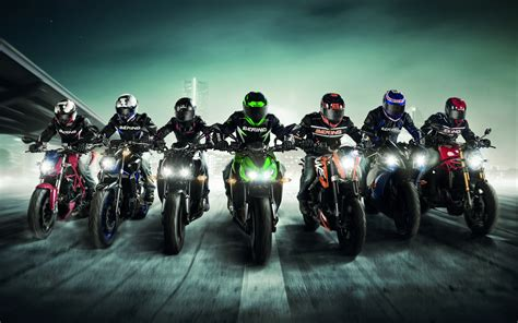 Motorbike Wallpaper ·①
