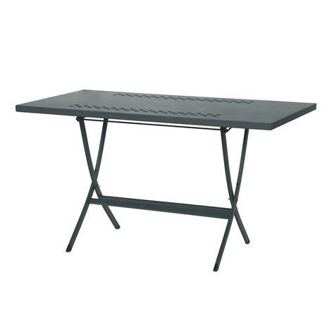 r rig ateur de bureau rig73r table en métal pliante disponible en différentes