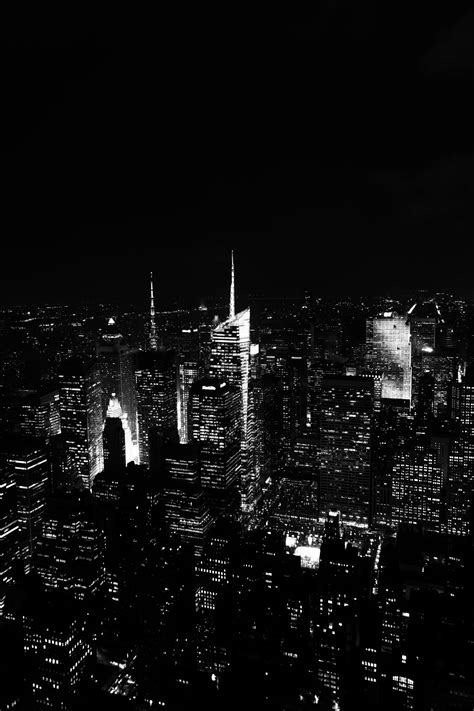 aesthetic black and white hd wallpapers