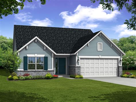 Styled Home Hudson by Hudson Floor Plan In Hyett S Crossing Single Family Homes
