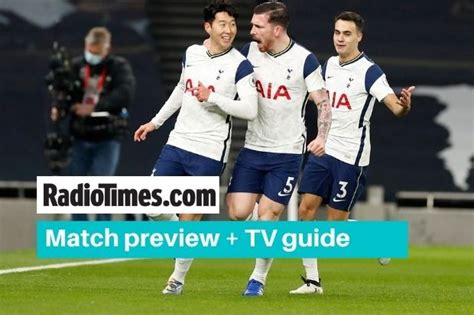What TV channel is Tottenham v West Brom on? Kick off time ...