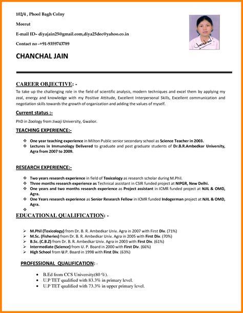 cv format teachers job theorynpractice
