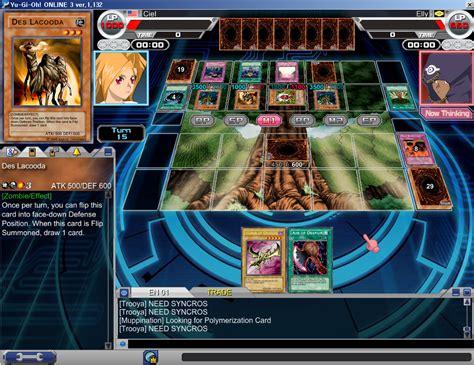 Yu Gi Oh Online Games Free Play 14 Anime Wallpaper