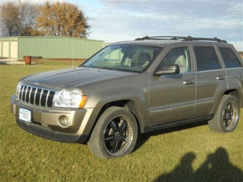 jeep cherokee sport 2005 purchase used 2005 jeep grand cherokee limited sport