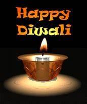 Clip art gifs celebrating Diwali, Deepavali or Festival of ...