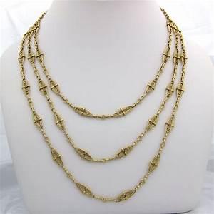 Bijoux Anciens Occasion : collier ancien or jaune 117 bijoux anciens paris bijoux anciens paris or ~ Maxctalentgroup.com Avis de Voitures