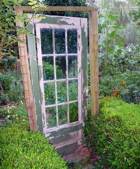rustic garden gate garden ideas doors