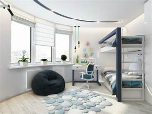Pouf Chambre Enfant : chambre enfant design et tendance en 54 id es rose ou bleu ~ Teatrodelosmanantiales.com Idées de Décoration