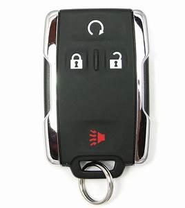 2015 Chevrolet Silverado Remote Keyless Entry