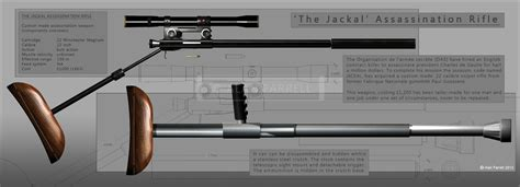The Jackal Rifle By Alanfarrell On Deviantart