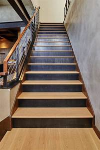 The 19th Steel Stair Risers