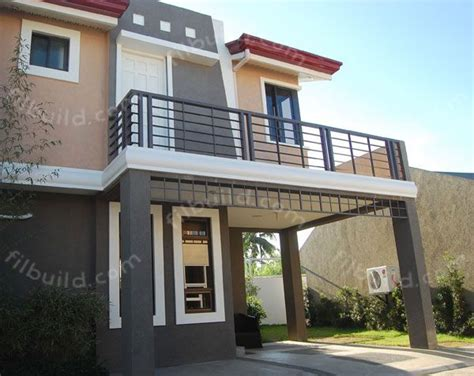 architect contractor 2 storey house design philippines house pinterest house