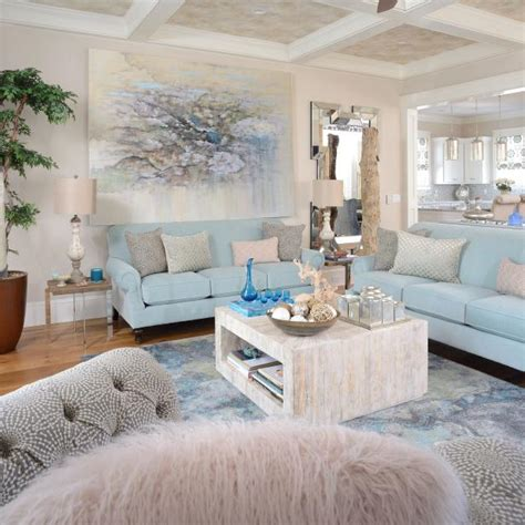 baby blue living room photo page hgtv