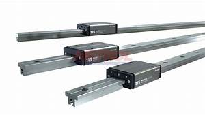 Accuride Dfg115 Aluminium Linear Motion Friction Guide