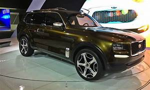 2019 Kia Telluride Review Design Pricing Release Date