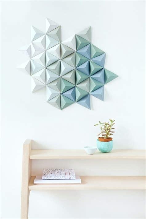 Wanddeko Selber Machen Papier by Kreativ Basteln 70 Ausgefallene Sachen Die Sie Aus