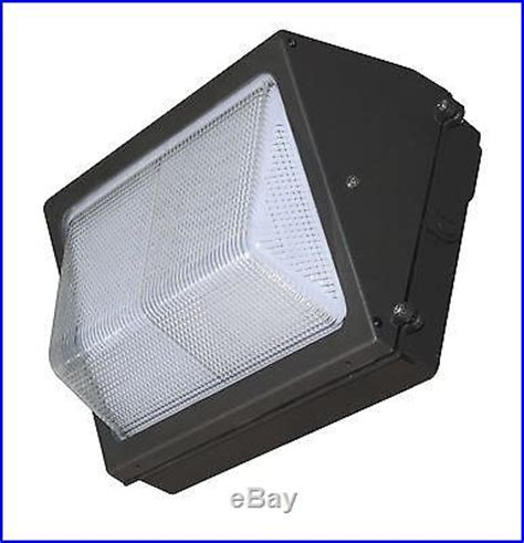 led wall pack 60w fixture light energy efficient factory